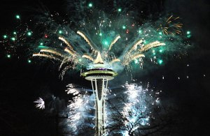 Seattle New Year's 2015
